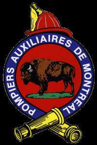 Pompiers auxiliaires de Montréal - 1944