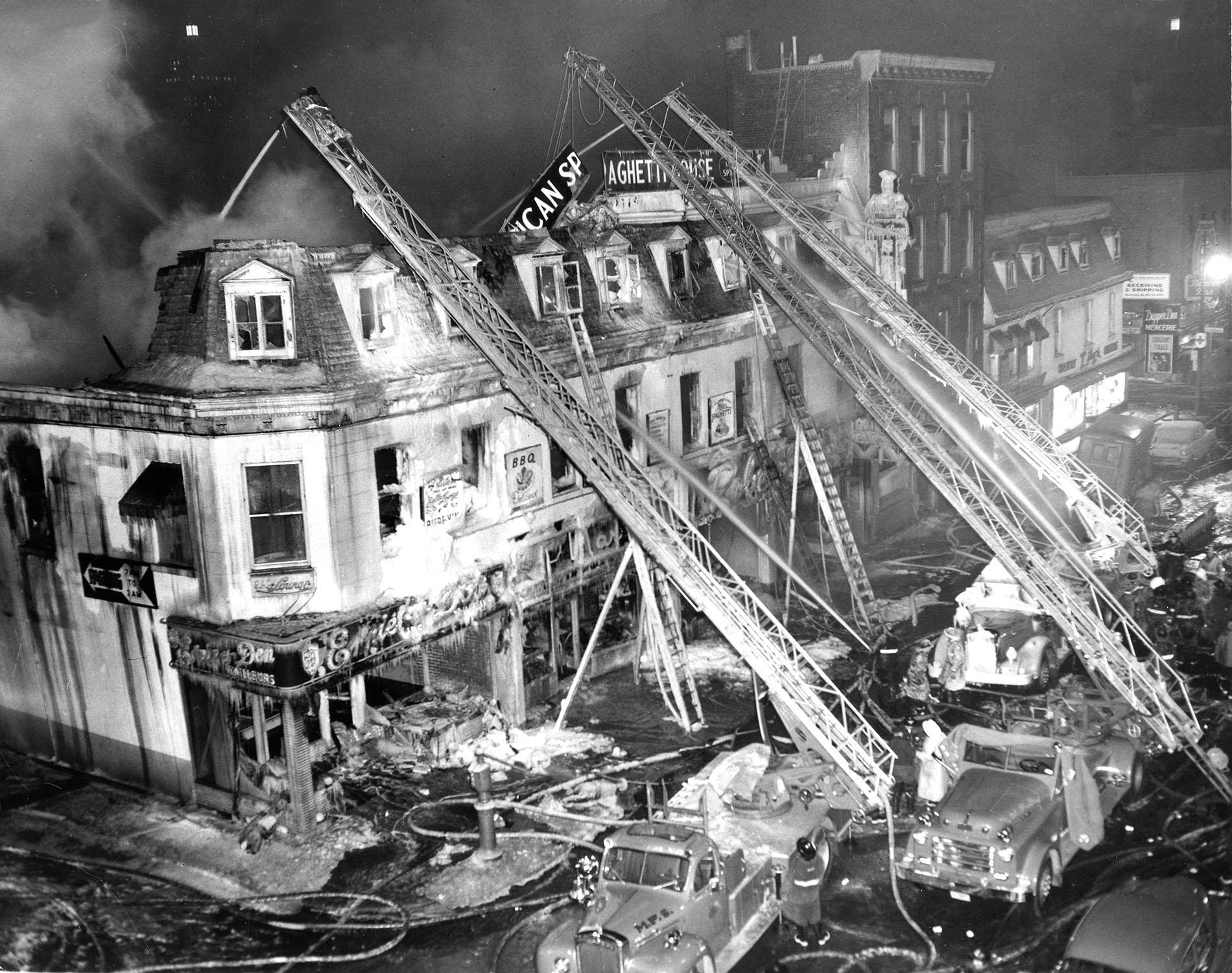 Feb 23 1959 American Spaghetti House