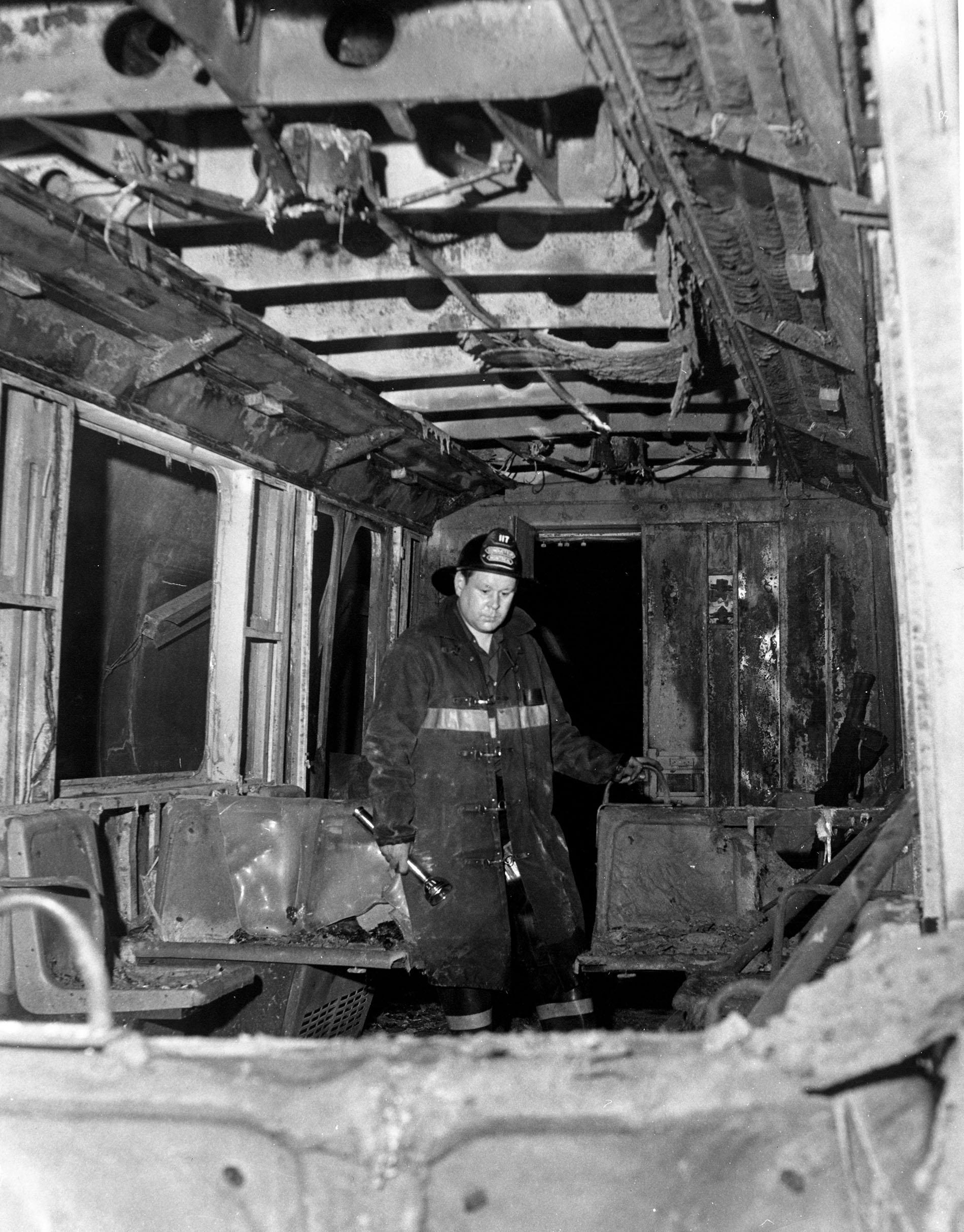 Metro Henri Bourassa 1968