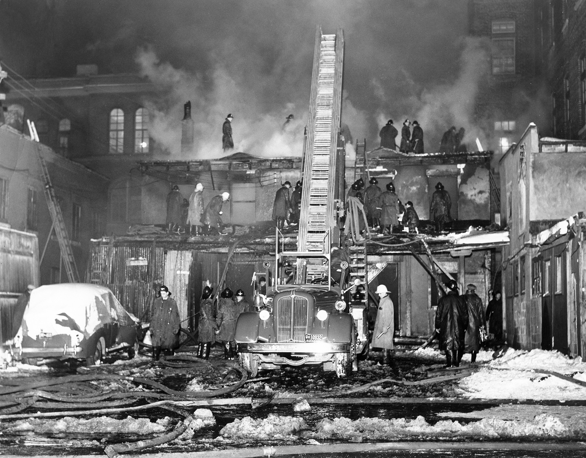 Dec 18 1955 box 1413 124 Dorchester West photo Réal St Jean La Presse