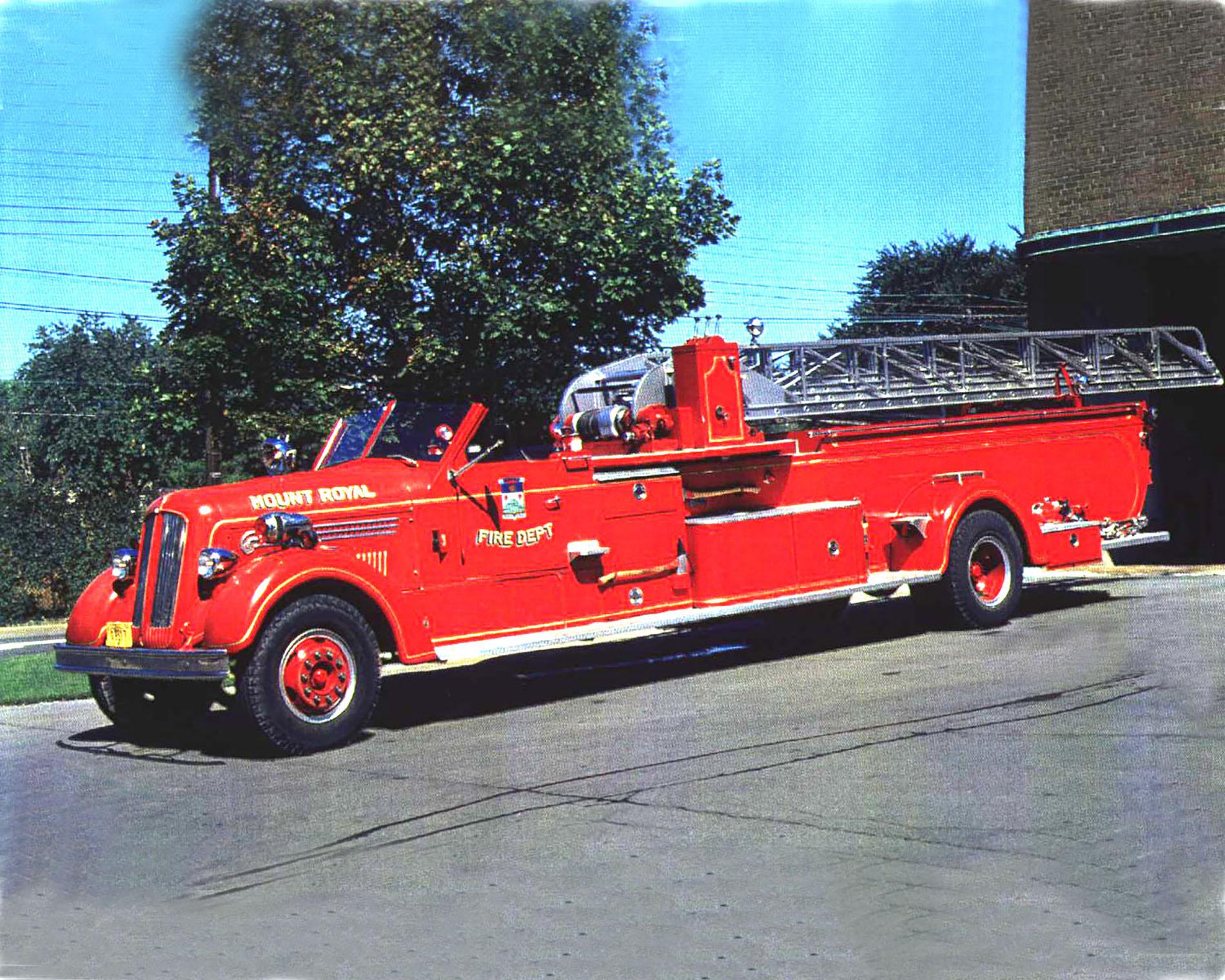 Bickle-Seagrave 1950 TMR
