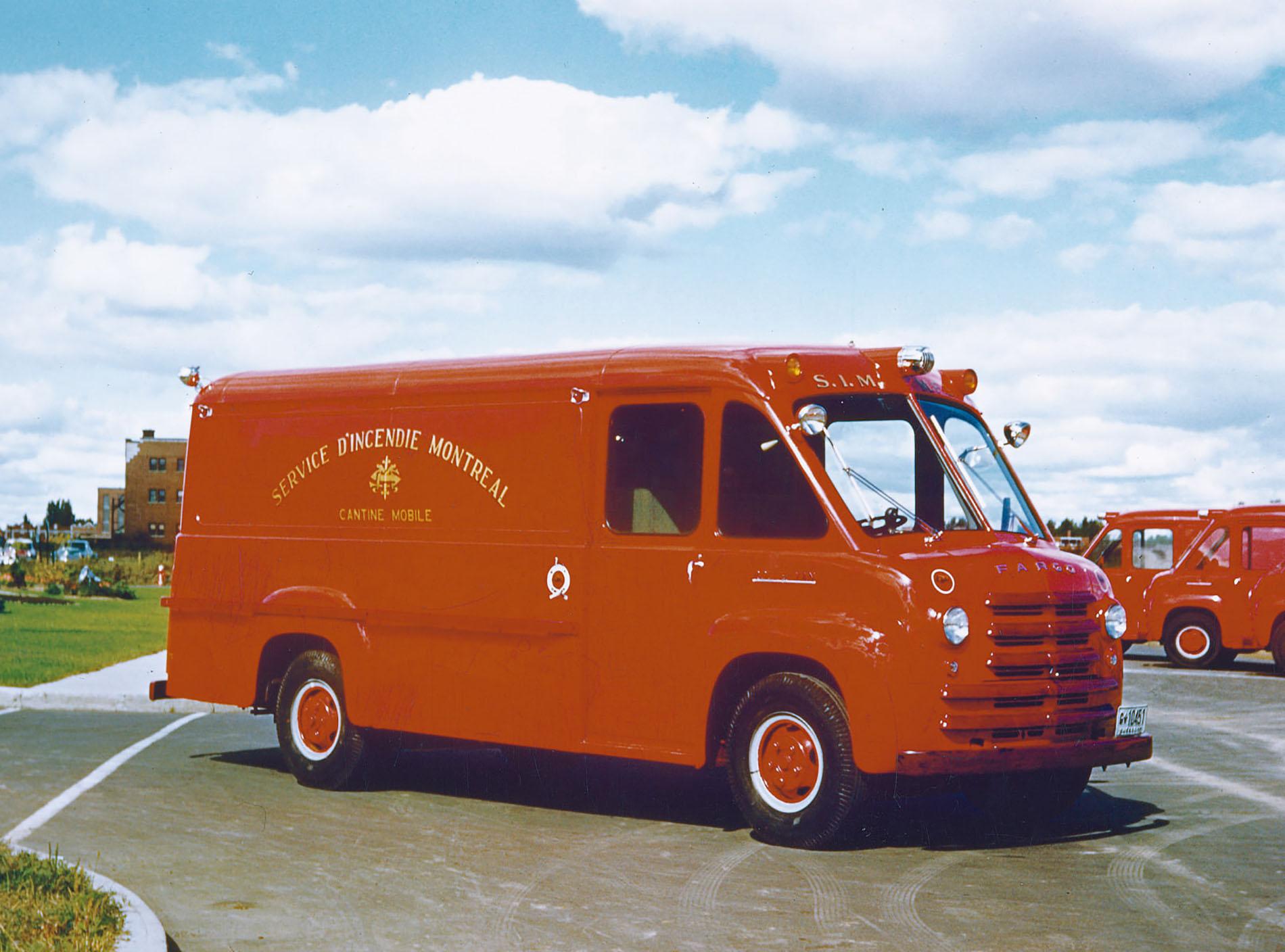 Fargo 1953 Cantine